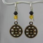 Boston Bruins Earrings